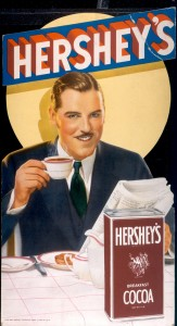 hershey Chocolate vintage ad antiguo anuncio blog chocolate chocolandia