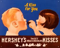 Hersheys Chocolate vintage ad antiguo anuncio blog chocolate chocolandia