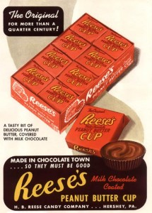 Resses Chocolate vintage ad antiguo anuncio blog chocolate chocolandia
