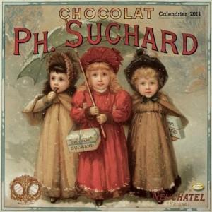 suchard Chocolate vintage ad antiguo anuncio blog chocolate chocolandia
