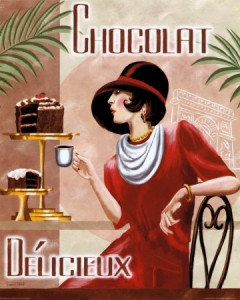 Chocolate vintage ad antiguo anuncio blog chocolate chocolandia