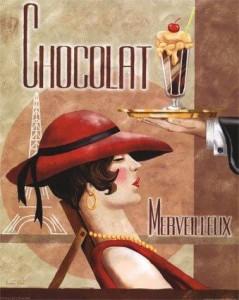 Chocolate vintage ad antiguo anuncio blog chocolate chocolandia