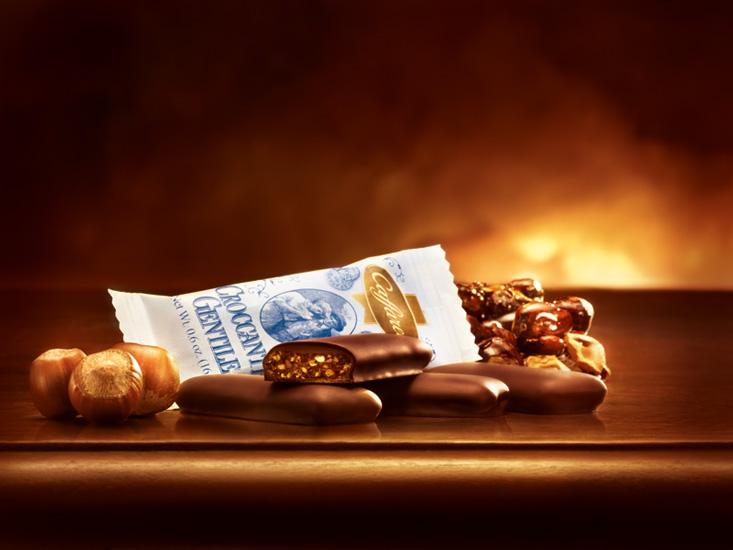Caffarel crocante gentile chocolandia blog del chocolate