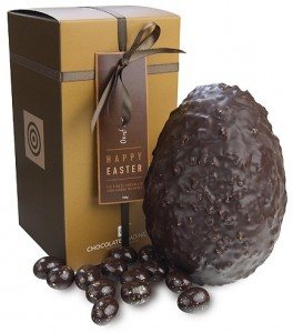 huevo chocolate pascua chocolandia