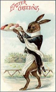 Conejo pascua chocolandia