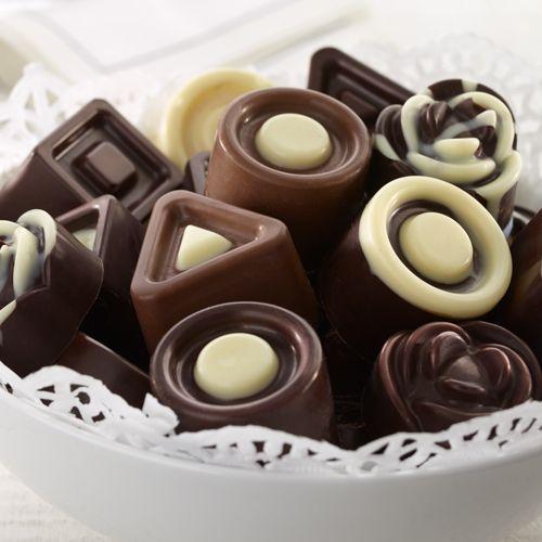 Bombones caseros, el blog del chocolate