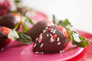 fresas con chocolate, blog del chocolate