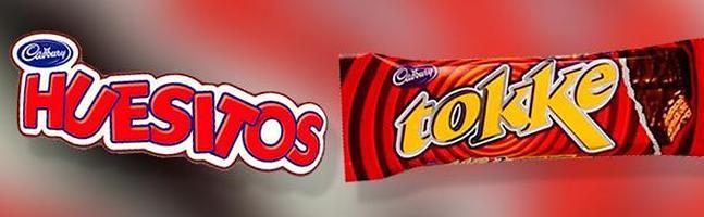 huesitos tokke, Chocolates Valor, el blog del chocolate