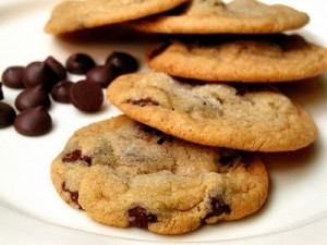 Galletas con Chips de Chocolate, el blog del chocolate